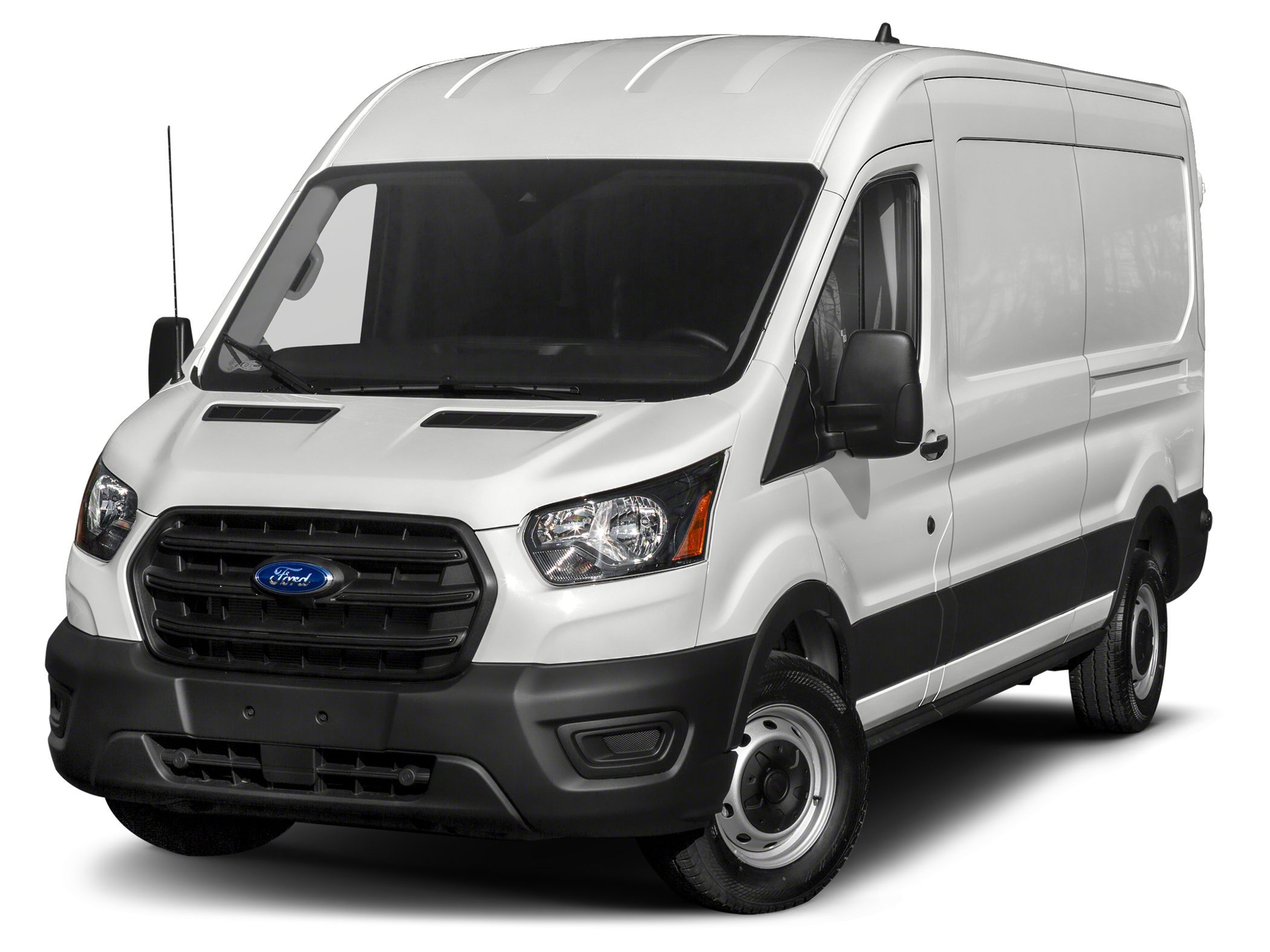 2021 Ford Transit Cargo Van T250 T-250 148 EL Hi Rf 9070 GVWR RWD