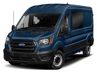 2021 Ford Transit-250 Crew Base Van Medium Roof Van