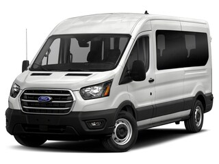 New Ford cars, trucks, and SUVs 2021 Ford Transit-350 Passenger XL Wagon Medium Roof Van for sale near you in Braintree, MA