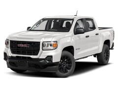 2021 GMC Canyon Elevation Standard Truck Crew Cab