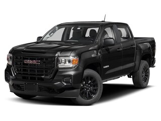 New 2021 GMC Canyon Elevation Standard Truck Crew Cab in San Benito, TX