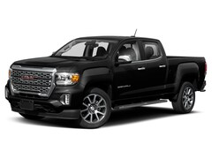 New 2021 GMC Canyon Denali Truck Crew Cab For Sale in Plano, TX