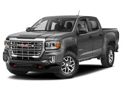 2021 GMC Canyon 4WD AT4 w/Leather Truck Crew Cab