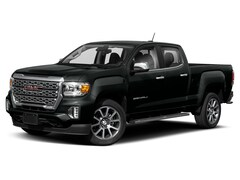New 2021 GMC Canyon Denali Truck Crew Cab 1GTG6EEN8M1121731 for Sale in Elkhart IN