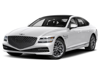 New 2021 Genesis G80 3.5T Sedan Concord, North Carolina