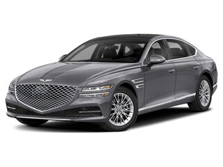 2021 Genesis G80 2.5T Advanced AWD Sedan