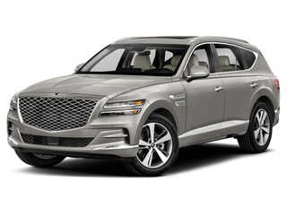 New 2021 Genesis GV80 2.5T Advanced AWD SUV for Sale in Conroe, TX, at Genesis of Conroe
