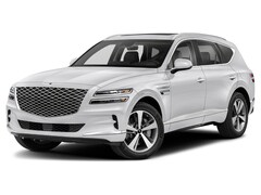 2021 Genesis GV80 3.5T 3.5T AWD