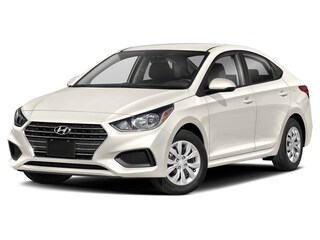 2021 Hyundai Accent SE M/T Sedan