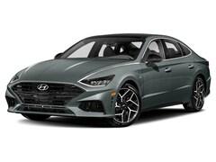 2021 Hyundai Sonata N Line 2.5T Sedan