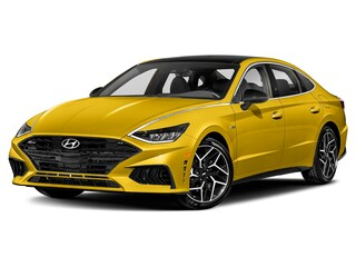 new 2021 Hyundai Sonata N Line Sedan 5NPEK4JC7MH127840 for sale in Ewing, NJ