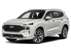 New 2021 Hyundai Santa Fe Calligraphy SUV 5NMS5DAL8MH318495 for Sale in St Paul, MN at Buerkle Hyundai