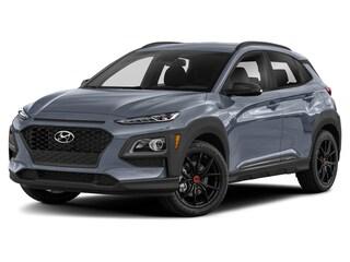 New 2021 Hyundai Kona NIGHT SUV KM8K63A54MU690686 for Sale at D'Arcy Hyundai in Joliet, IL