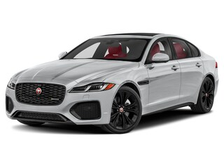 New 2021 Jaguar XF R-Dynamic SE SEDAN Sudbury MA