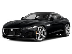 New 2021 Jaguar F-TYPE Coupe Coupe for sale in Clearwater, Fl