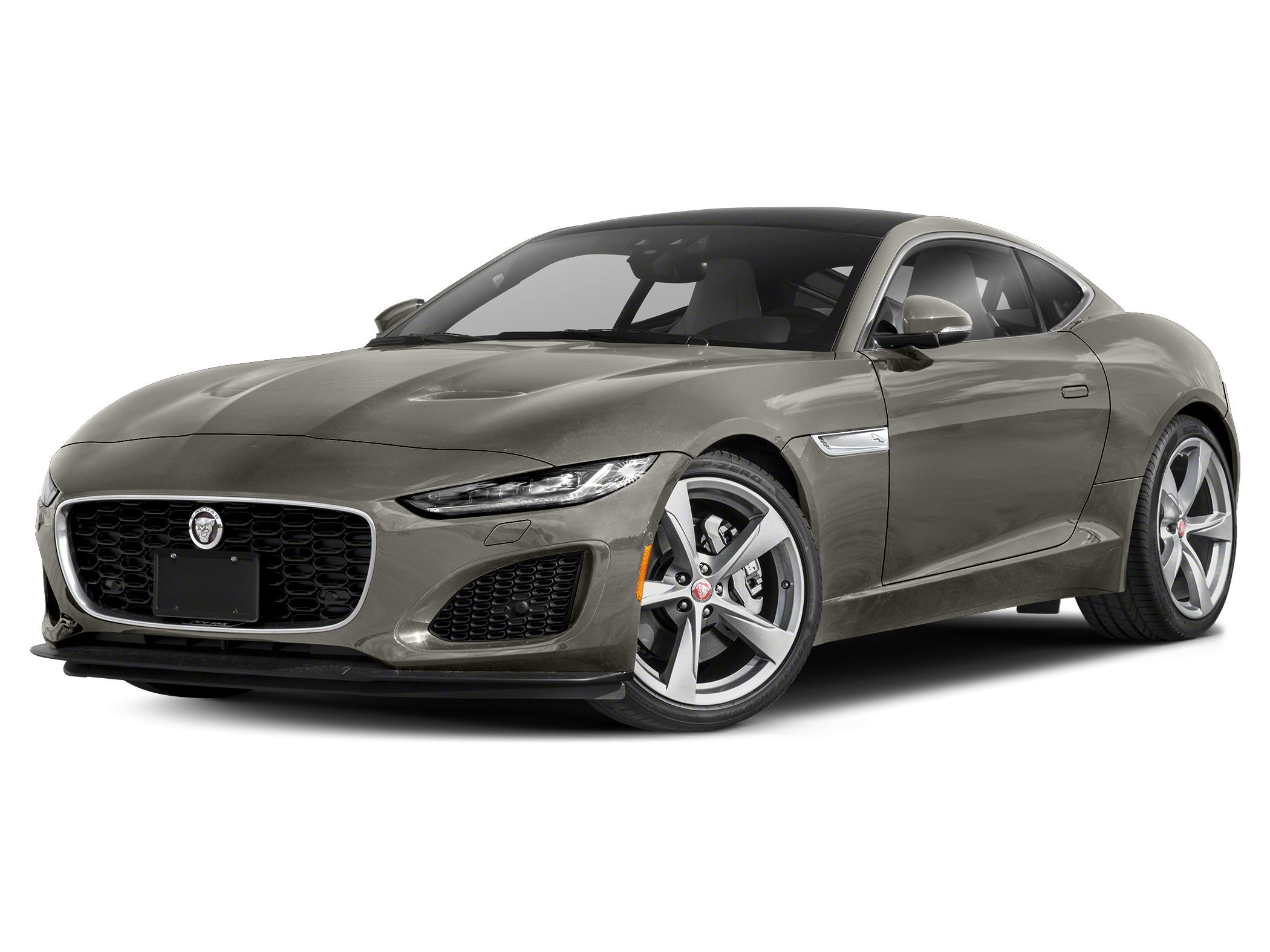 2021 Jaguar F-TYPE P300 Coupe