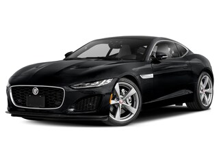 New 2021 Jaguar F-TYPE First Edition Coupe Coupe