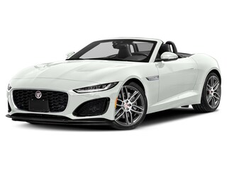 New 2021 Jaguar F-TYPE First Edition Convertible Convertible