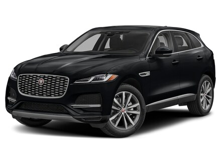Featured New 2021 Jaguar F-PACE S SUV for sale in Tulsa, OK