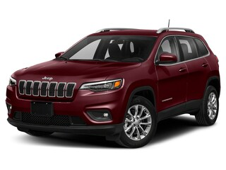New 2021 Jeep Cherokee Latitude Plus SUV