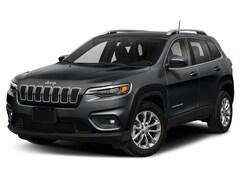 new 2021 Jeep Cherokee LIMITED FWD Sport Utility panama city fl