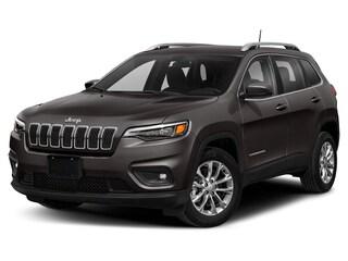 new 2021 Jeep Cherokee Latitude Plus SUV for sale near Boise