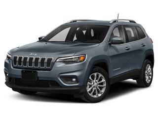 2021 Jeep Cherokee LATITUDE PLUS 4X4
