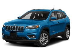 New 2021 Jeep Cherokee ALTITUDE 4X4 Sport Utility for sale in Blairsville, PA at Tri-Star Chrysler Motors