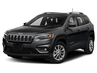 2021 Jeep Cherokee Latitude Plus SUV 1C4PJMLBXMD185673 for sale in Mendon, MA at Imperial Cars