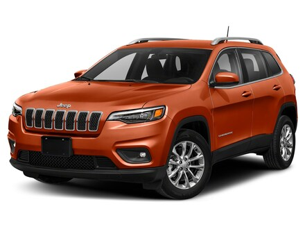 Featured new cars, trucks, and SUVs 2021 Jeep Cherokee LATITUDE PLUS 4X4 Sport Utility for sale near you in Somerset, PA