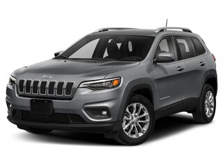New 2021 Jeep Cherokee LATITUDE PLUS 4X4 Sport Utility For Sale Pella IA