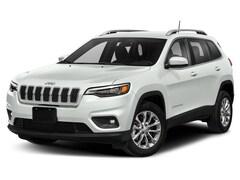 Used cars, trucks, and SUVs 2021 Jeep Cherokee Latitude Plus 4x4 Latitude Plus  SUV for sale near you in Pennsylvania