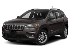 New 2021 Jeep Cherokee LATITUDE LUX 4X4 Sport Utility 1C4PJMMX6MD115582 for Sale in Elkhart IN