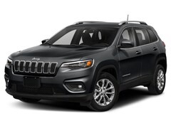 New 2021 Jeep Cherokee LATITUDE LUX 4X4 Sport Utility for Sale in Johnstown, PA