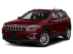 New 2021 Jeep Cherokee LATITUDE LUX 4X4 Sport Utility for sale in Altoona PA