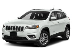 New 2021 Jeep Cherokee LATITUDE LUX 4X4 Sport Utility for sale in Blairsville, PA at Tri-Star Chrysler Motors