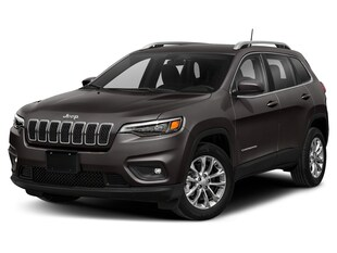 2021 Jeep Cherokee HIGH ALTITUDE 4X4 Sport Utility
