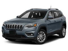 New 2021 Jeep Cherokee LIMITED 4X4 Sport Utility for sale in the Bronx