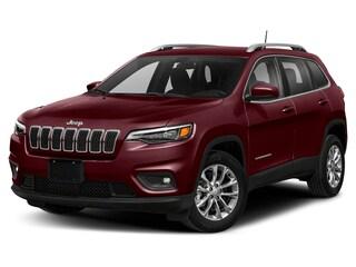New 2021 Jeep Cherokee LIMITED 4X4 Sport Utility in Elma, NY
