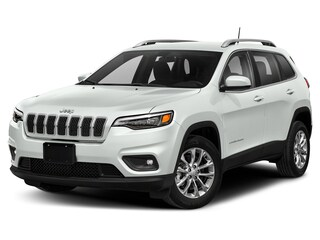 2021 Jeep Cherokee Limited SUV