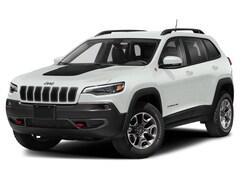 New Chryser Dodge Jeep Ram 2021 Jeep Cherokee TRAILHAWK 4X4 Sport Utility Stockton, CA