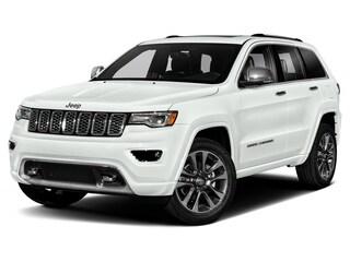 New 2021 Jeep Grand Cherokee Overland SUV in Geneva, NY