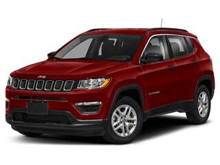 New 2021 Jeep Compass Latitude SUV