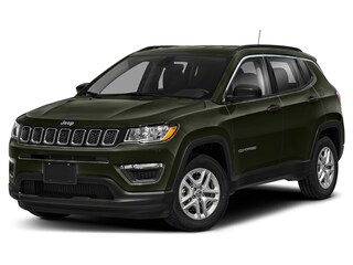 New cars, trucks, and SUVs 2021 Jeep Compass LATITUDE 4X4 Sport Utility for sale near you in Somerset, PA
