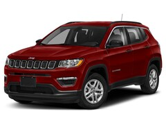 New 2021 Jeep Compass LATITUDE 4X4 Sport Utility for sale in Blairsville, PA at Tri-Star Chrysler Motors