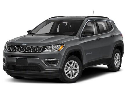 2021 Jeep Compass Latitude SUV
