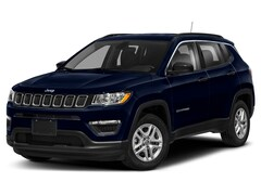 New 2021 Jeep Compass For Sale in Blairsville