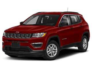 2021 Jeep Compass 80TH ANNIVERSARY 4X4 Sport Utility