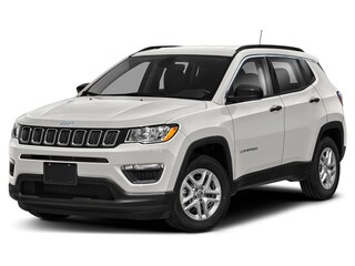 2021 Jeep Compass Limited SUV