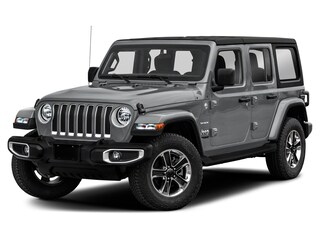 New 2021 Jeep Wrangler UNLIMITED HIGH ALTITUDE 4X4 Sport Utility for sale in Cartersville, GA